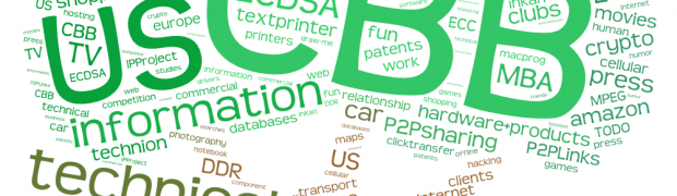 Ten years in Tag Clouds