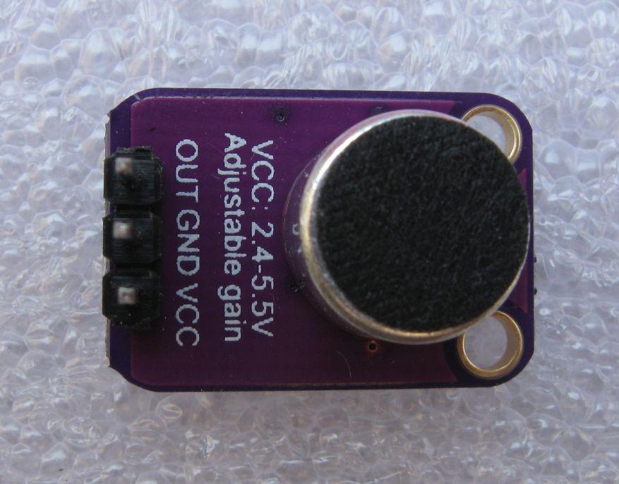 Arduino sound level meter and spectrum analyzer | Arik
