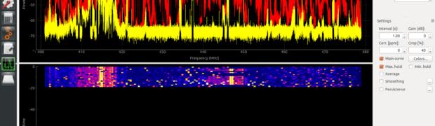 Capturing and reversing wireless keyboard signal