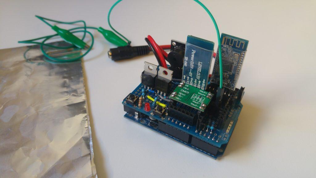 Fochica device prototype #2